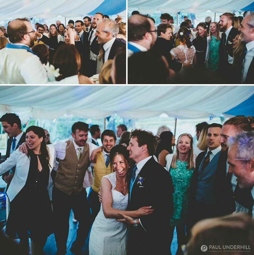 Documentary photography of weddings