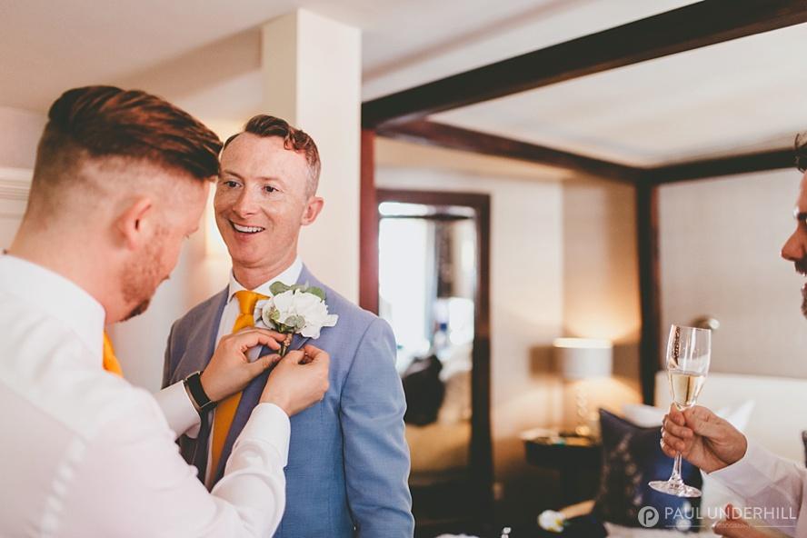Documentary wedding photographers London
