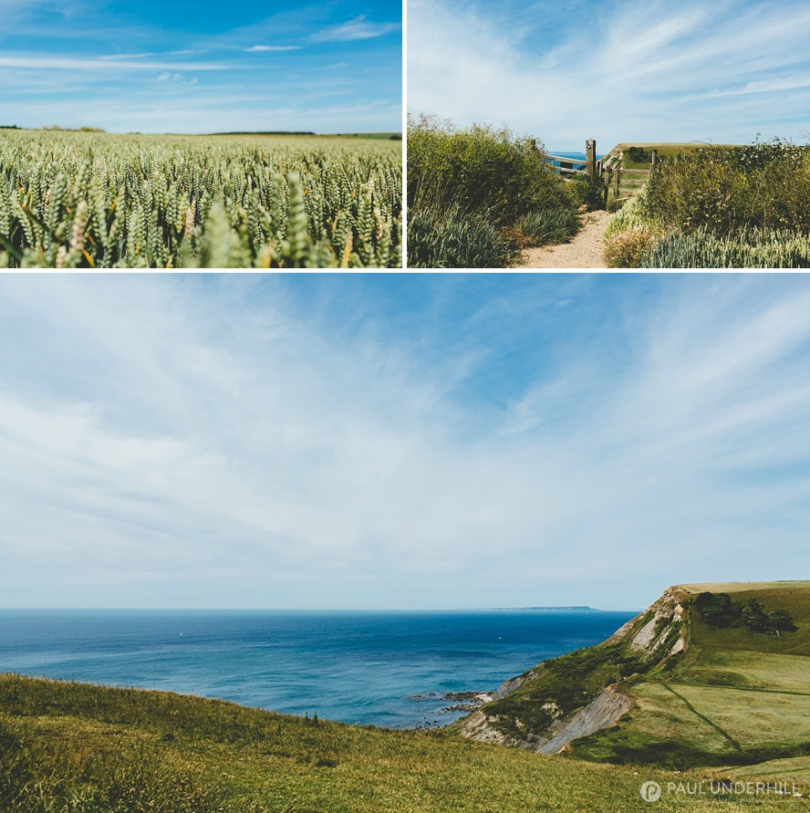 Dorset Jurassic coastline walks