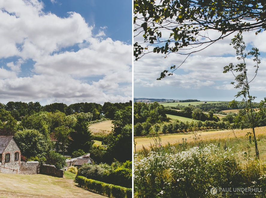 Dorset country wedding locations