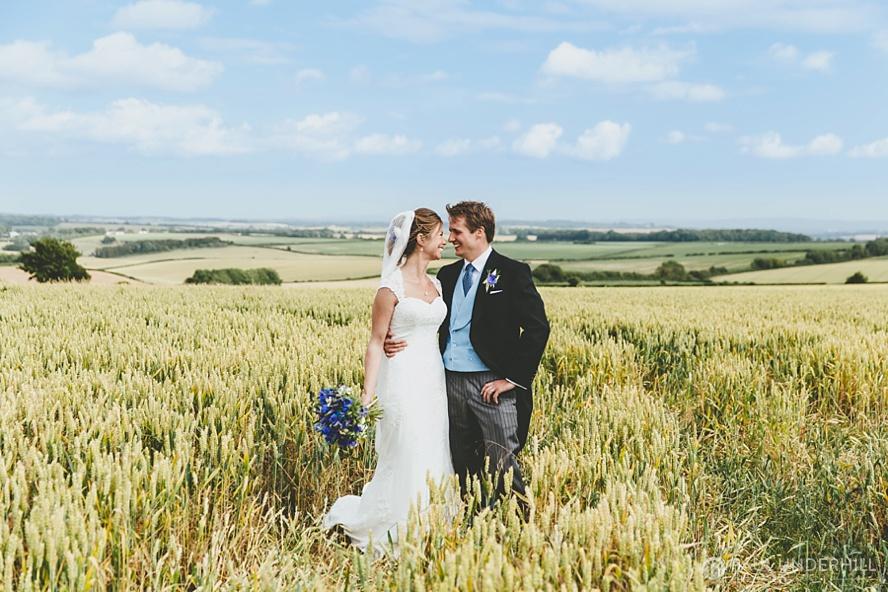 Dorset wedding portraits