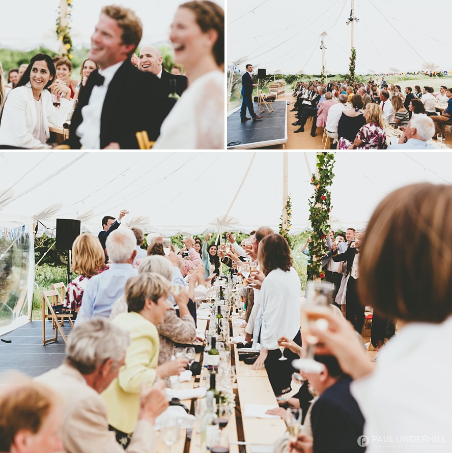 Durlston Country Park wedding celebrations