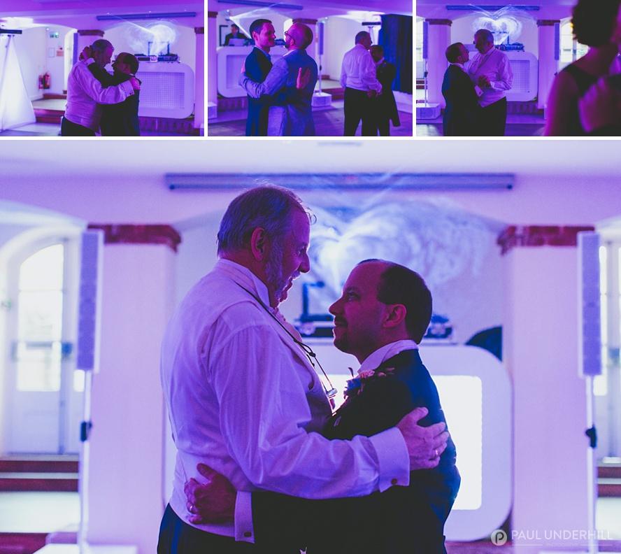 First dance gay wedding