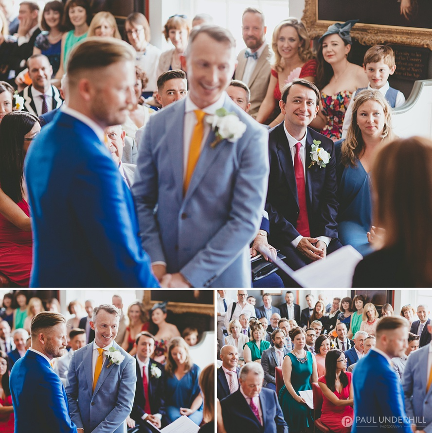 Gay marriage photography