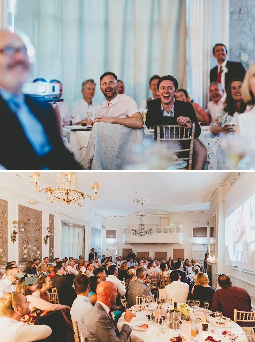 Gay wedding speeches