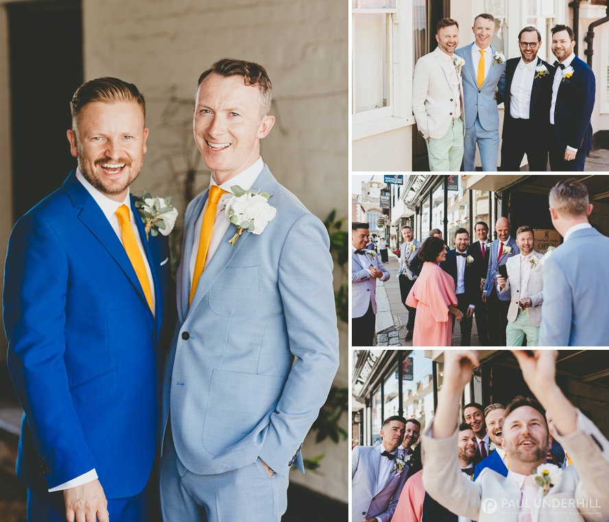 Gay weddings London
