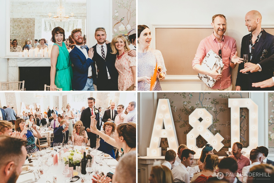George hotel wedding