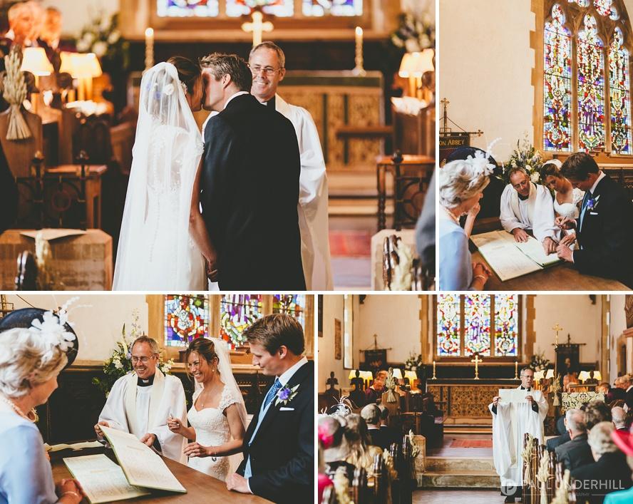 Milton Abbas weddings in Dorset