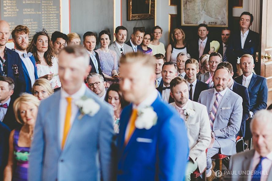 Reporage photography same sex wedding