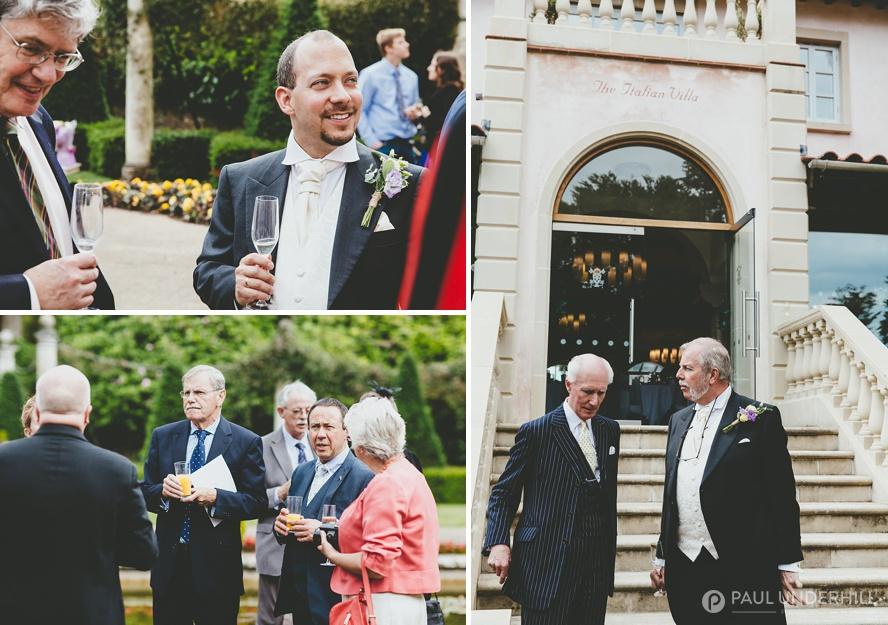 Reportage photographer gay weddings