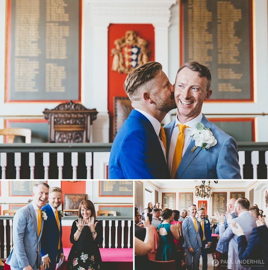 Rye Town Hall weddings