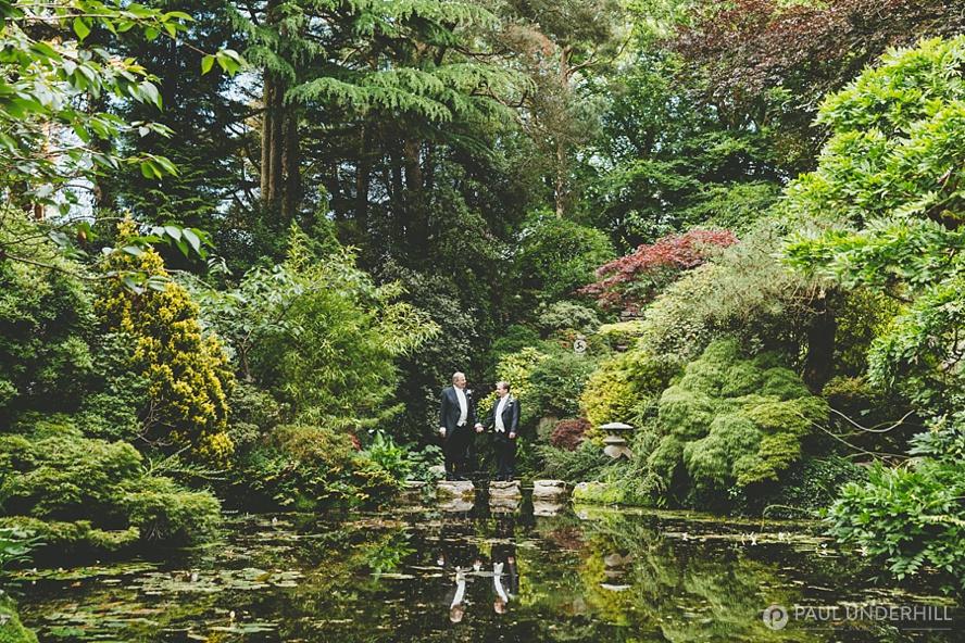 Same sex couples wedding photography
