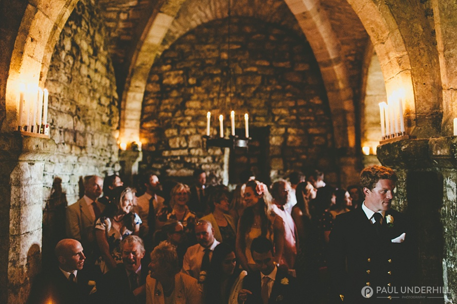 St Aldhelms Chapel wedding photography