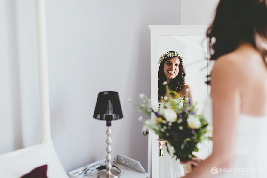 Wedding photography bride