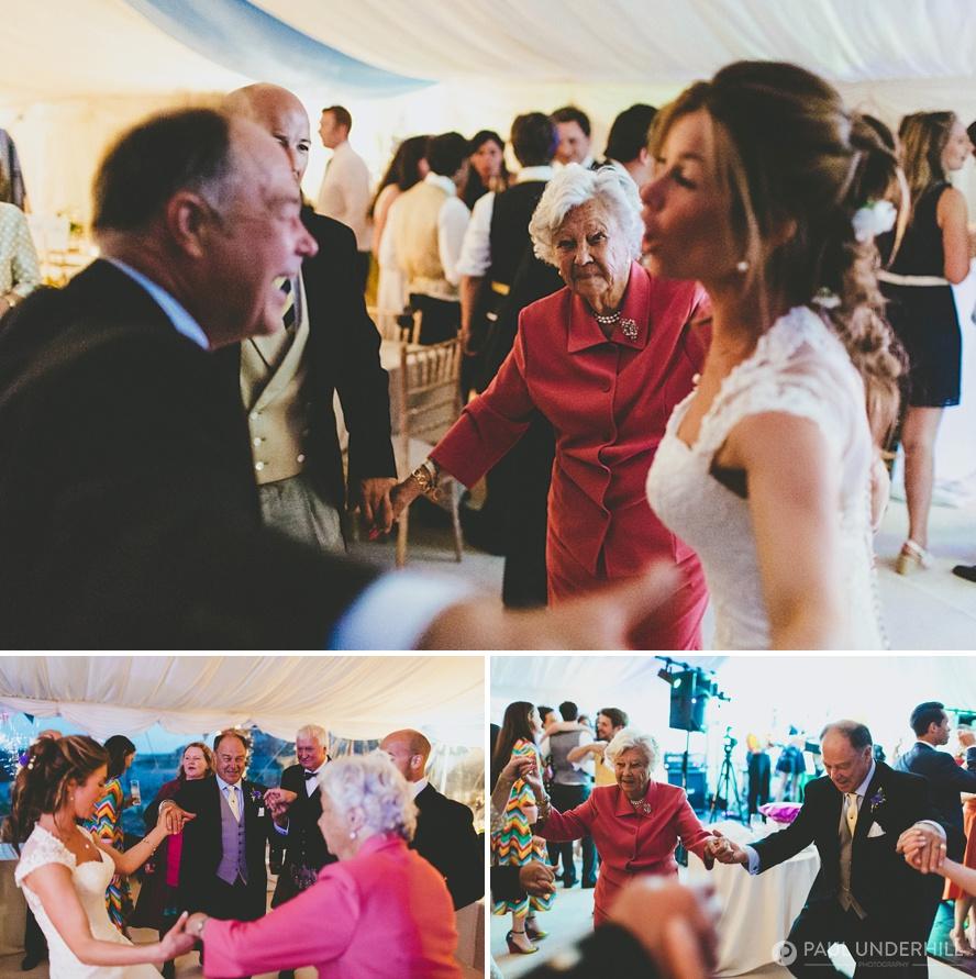 Wedding photojournalism in Dorset