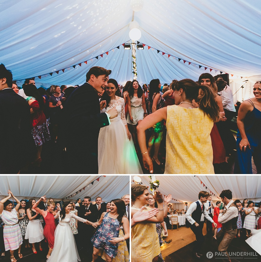 Alternative wedding photographers Dorset