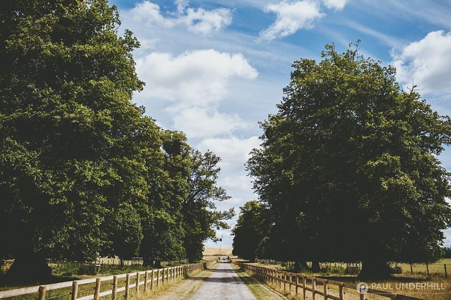 Barford Park wedding Wiltshire