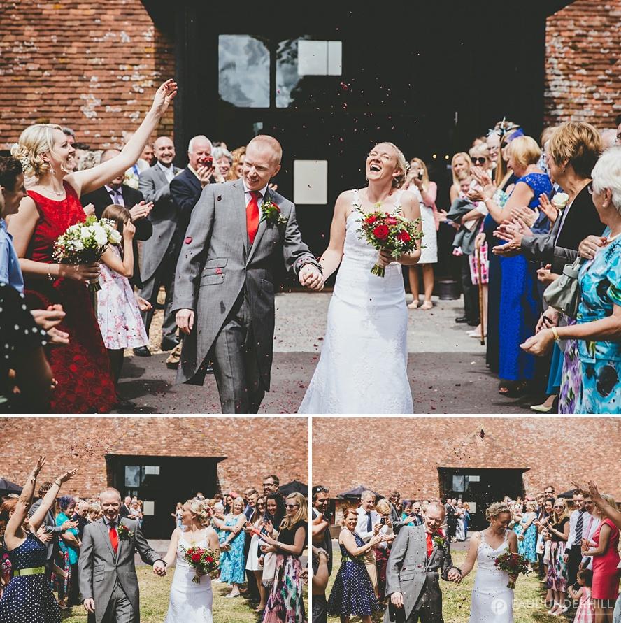Barford Park wedding celebration