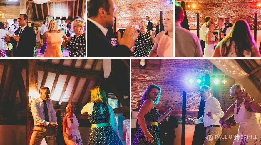 Barford Park wedding celebrations