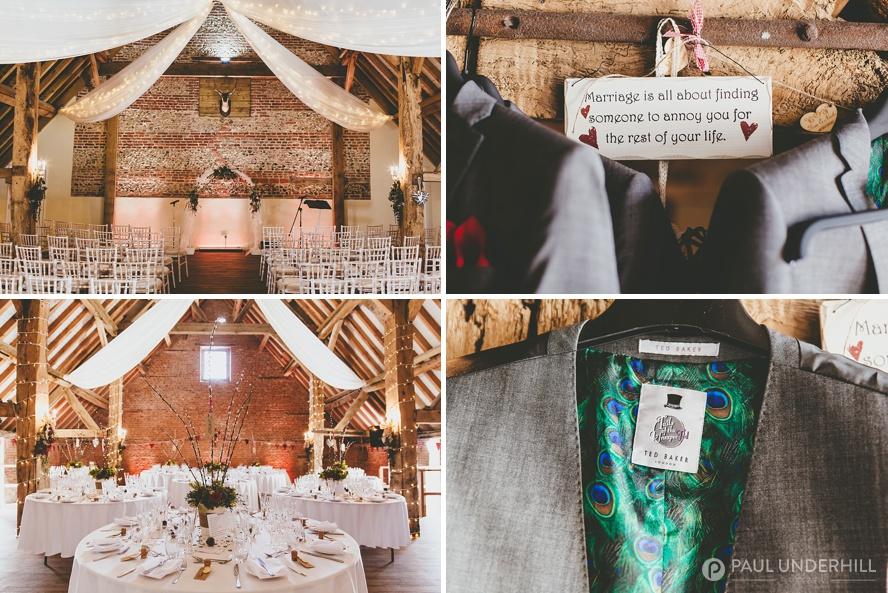 Barford Park wedding photography