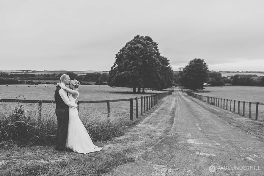 Barford Park weddings portrait
