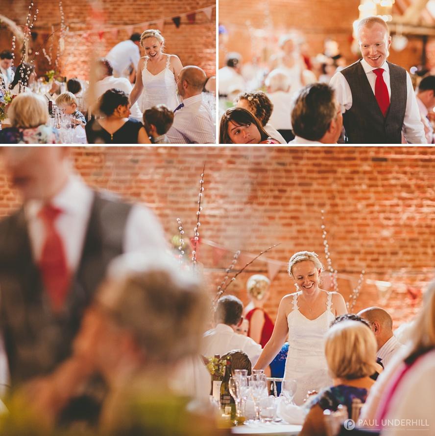 Barn wedding in Salisbury