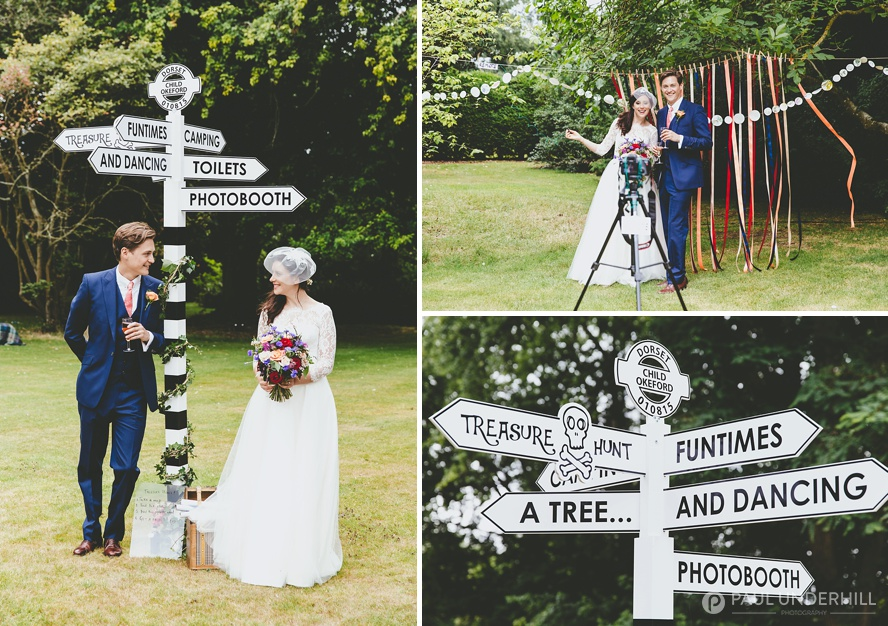 Creative wedding decorations
