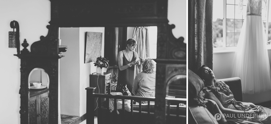 Documentary photography Shaftesbury wedding