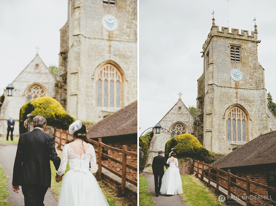 Dorset wedding photography Child Okeford