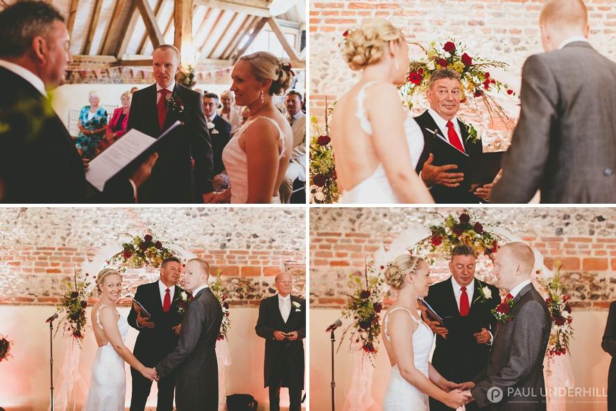 Farm wedding in Salisbury