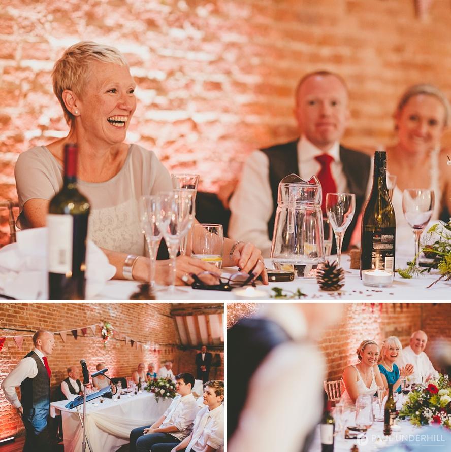 Grooms speech Salisbury wedding