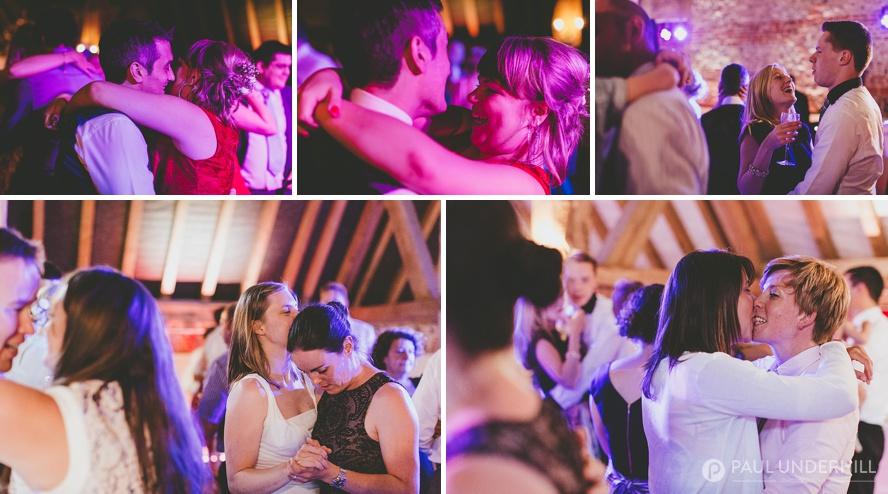 Reportage photos wedding guests