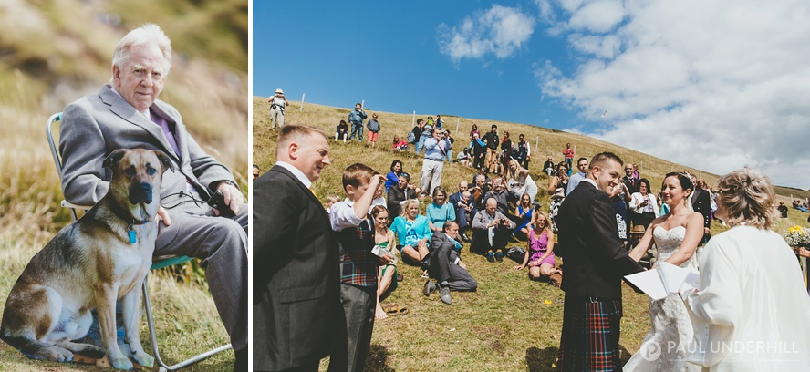 Unusual Dorset wedding locations