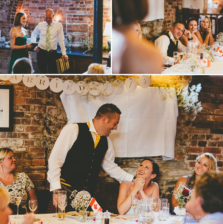 Wedding documentary photographers