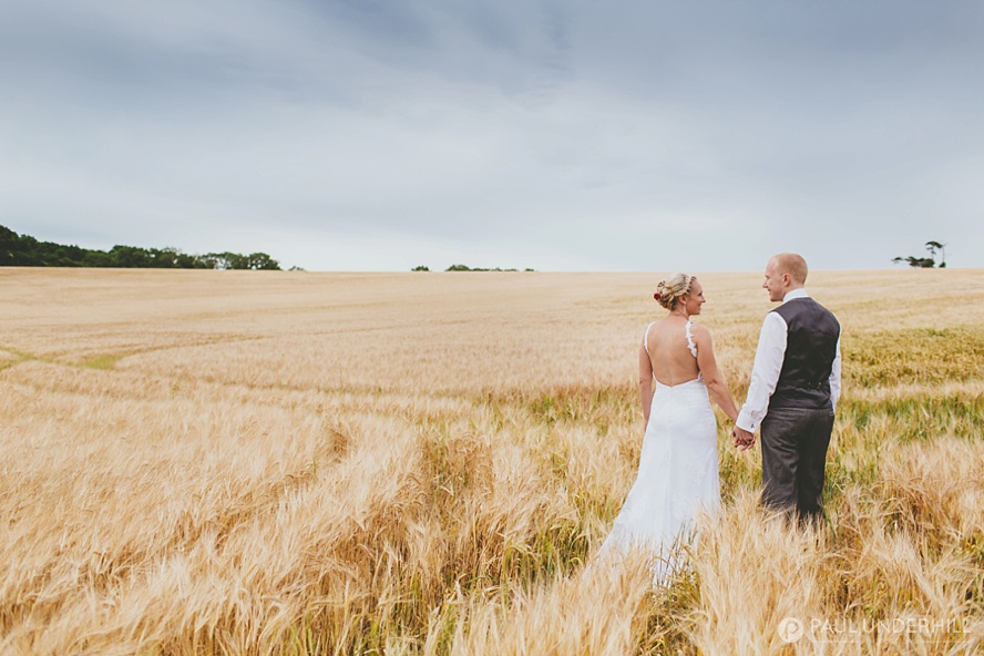 Wiltshire wedding photography portrait