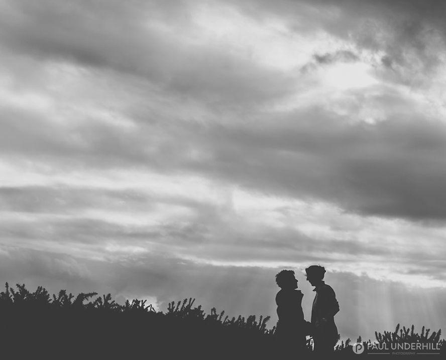 Creative Dorset wedding photographers