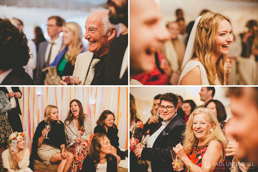 Documentary photography wedding speech