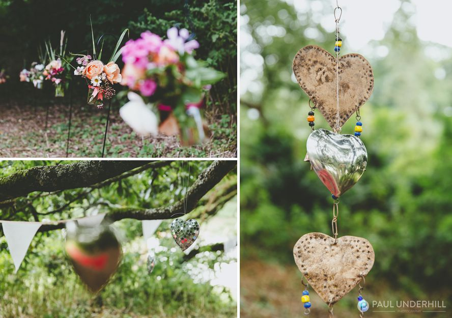 Festival wedding ideas