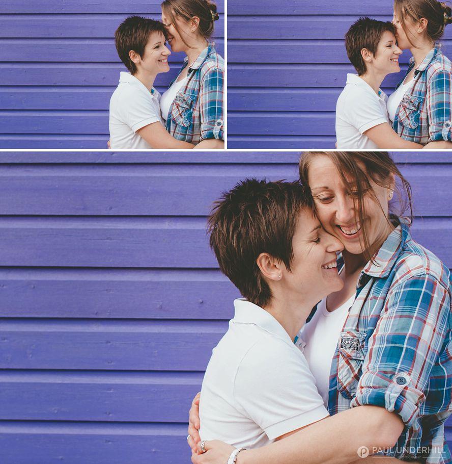 Gay pre wedding photography