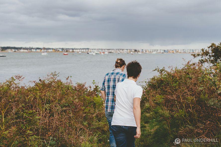 Pre wedding shoot in Dorset