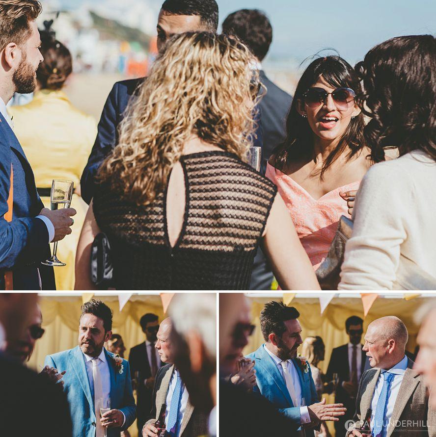 Reportage photography wedding reception