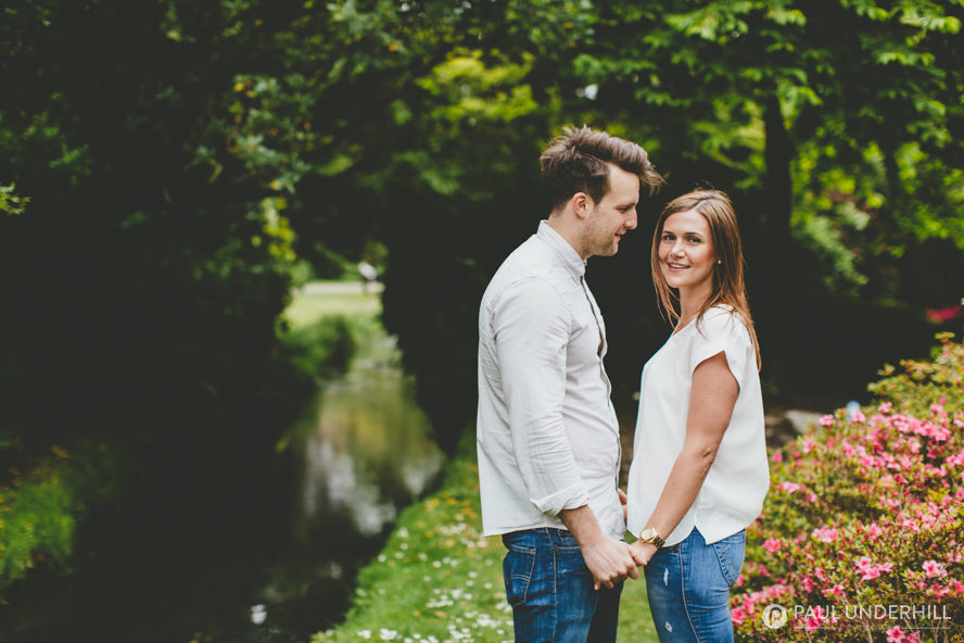 Bournemouth pre wedding photography