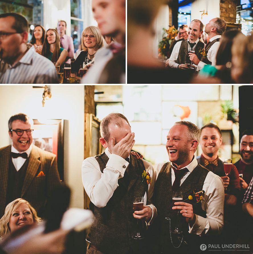 Gay wedding photography Richmond