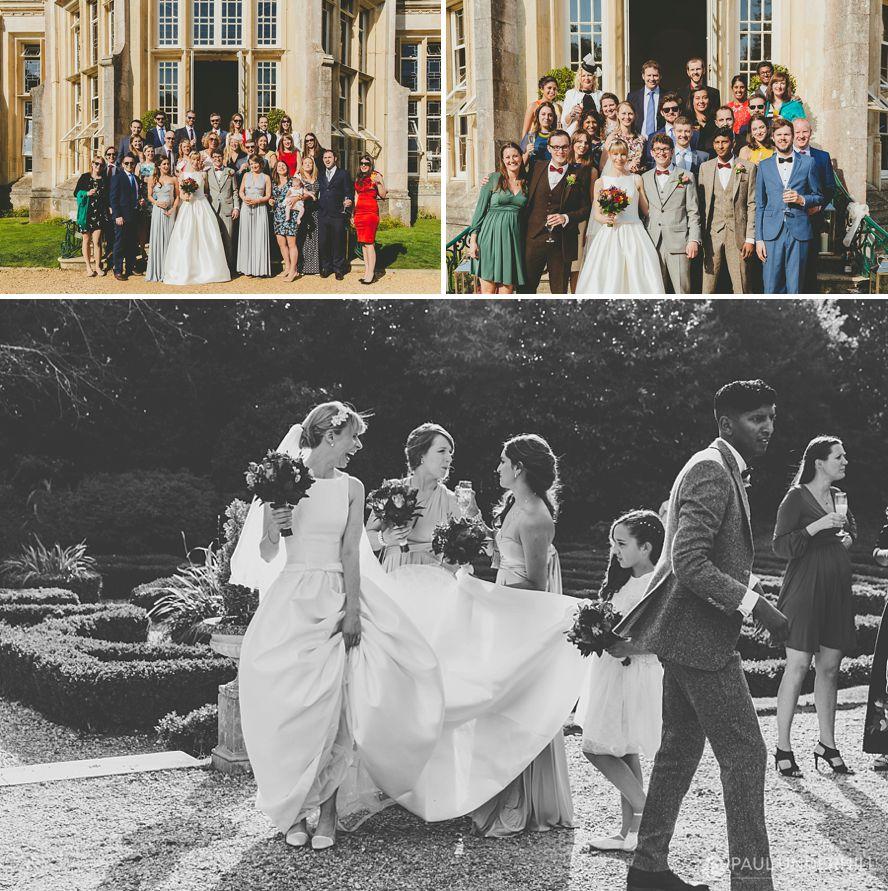 Highcliffe Castle Dorset wedding photography