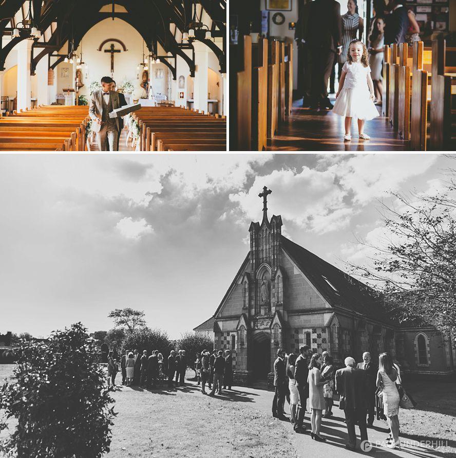 New Milton Our Lady of Lourdes wedding
