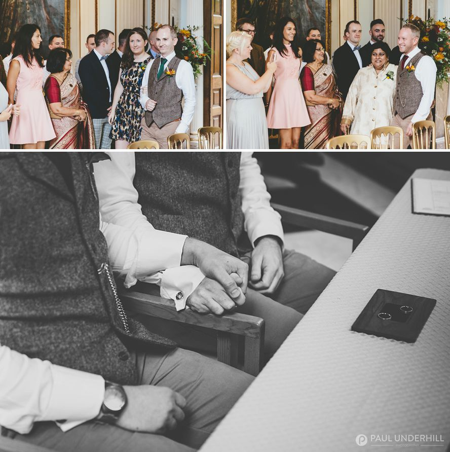 Orleans House Gallery same sex wedding