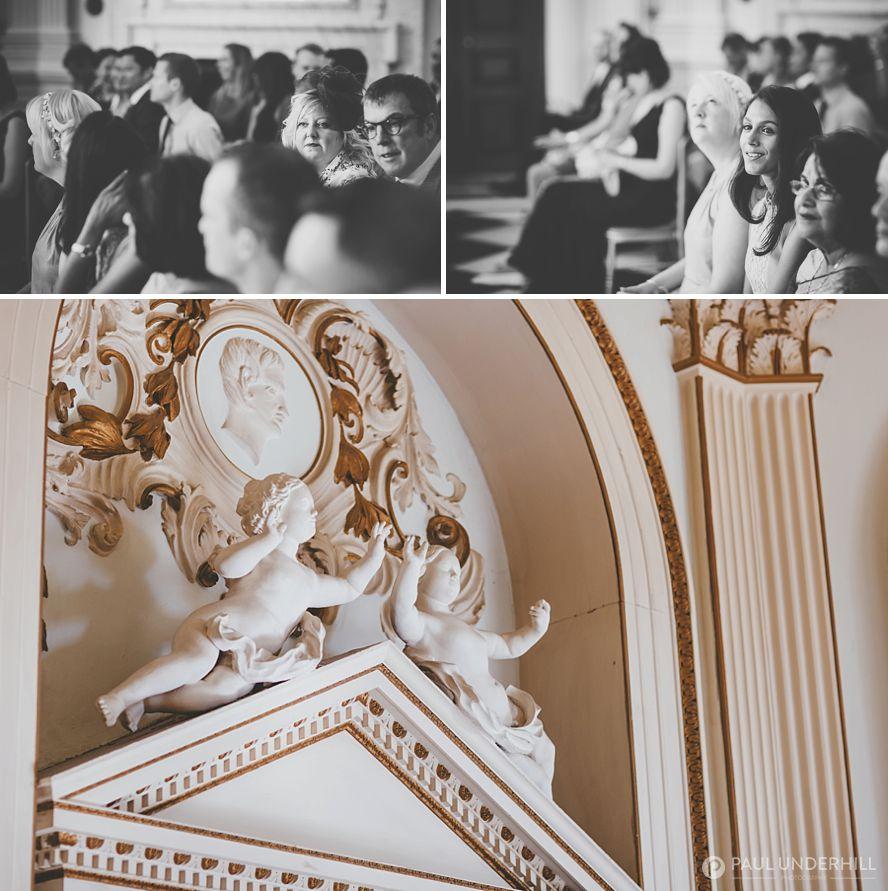 Orleans House Gallery wedding