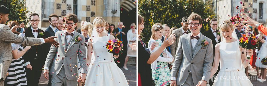 Reportage photography weddings