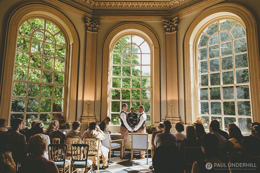 Weddings at Orleans House Gallery