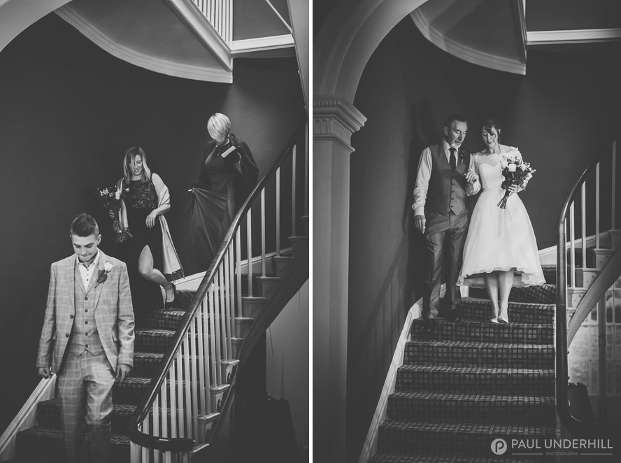 Eastclose Hotel wedding New Forest